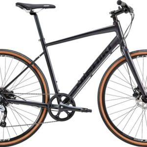 Nishiki Comp Nine Herre Acera 9g hydr. disc 24in mat sort m. sort